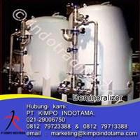 Filter Air - Tangki Demineralizer
