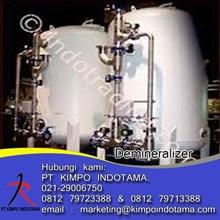 Tangki Demineralizer - Filter Air