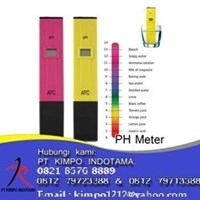 Jual PH Meter Digital
