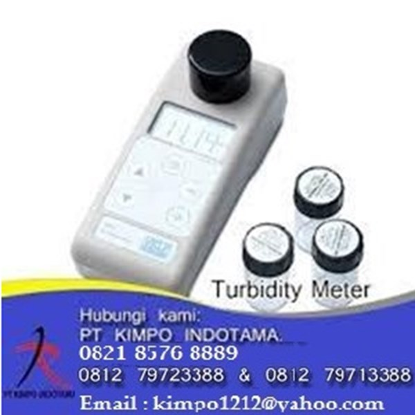 Tds Meter  Turbidity Meter