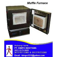 Muffle Furnace - Electric Heaters