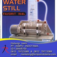 Alat Laboratorium Umum - Water Distiller
