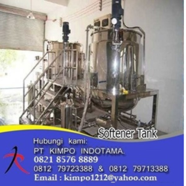 Softener Tank - water softener