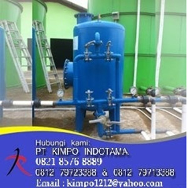 Sand Filter Tank - Water Treatment Lainnya