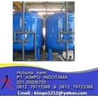 Multi Media Filter Tank Water Treatment Lainnya 1