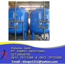 Multi Media Filter Tank Water Treatment Lainnya