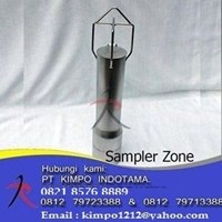 Sampler Zone Alat Laboratorium Umum