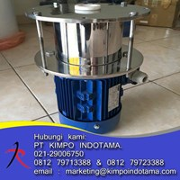 Jual Stainless Steel Mixer Agitator