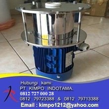Stainless Steel Agitator Mixer KMP