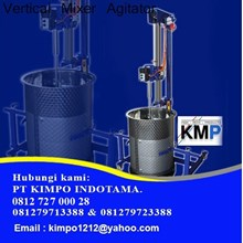 Vertical Mixer Agitator