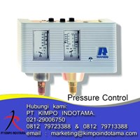 Jual Alat Ukur Tekanan Gas Pressure Control