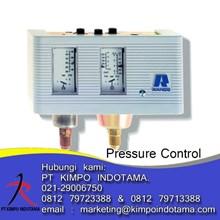 Alat Ukur Tekanan Gas Pressure Control