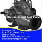 Pompa Air Horizontal Split Case Pump 1