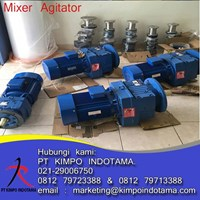 Jual Gear For Mixer Agitator