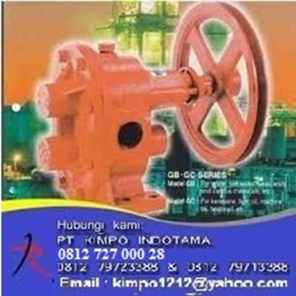 Gear Pump Merk Koshin