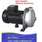 Open Impeller Pompa Stainless Steel 1