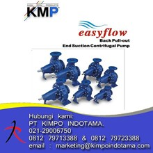 KMP EasyFlow Back Pull Out End Suction - centrifugal pump