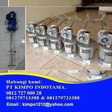 Jual Agitator Mixer Stirrer
