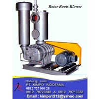 Rotor Roots Blower - Blower Lainnya