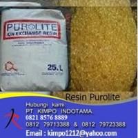 Resin Softener - Cation Resin