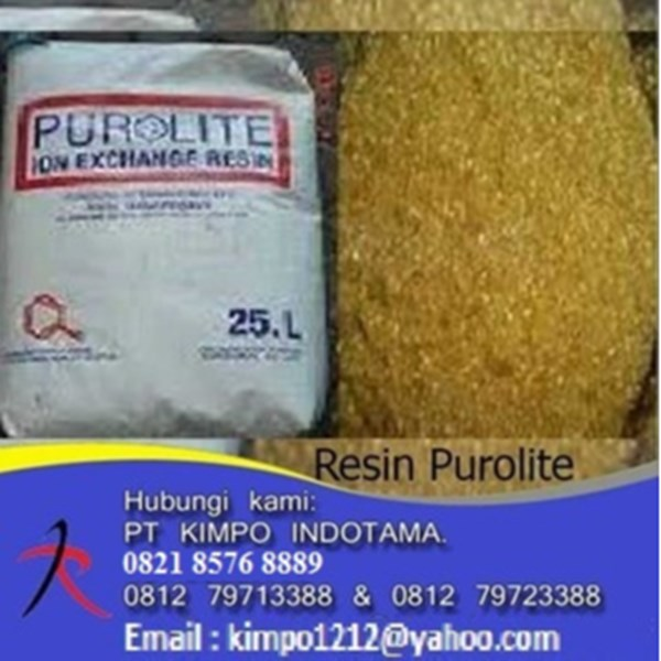 Resin Softener - Water Treatment Resin