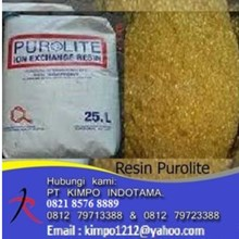 Resin For Softener