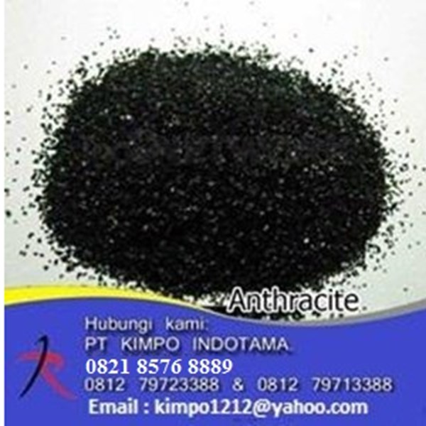 Jual Anthracite Coal - Filter Air