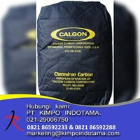 Activated Carbon Calgon - Karbon Aktif