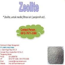 Media Filtrasi Zeolite - Filter Air