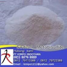 Sodium Metabisulfate - Pelarut Kimia
