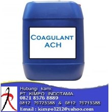 Water Coagulant Ach