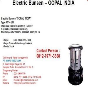 Electric Bunsen - Alat Laboratorium Umum