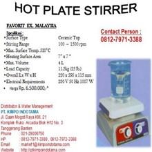 Hot Plate Magnetic Stirrer - Alat Laboratorium Umum