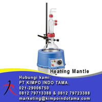 Heating Mantle Electrothermal - Alat Laboratorium Umum