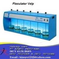 Floculator Velp - Alat Laboratorium Umum