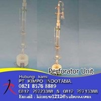 Perforator Unit - Alat Laboratorium Umum