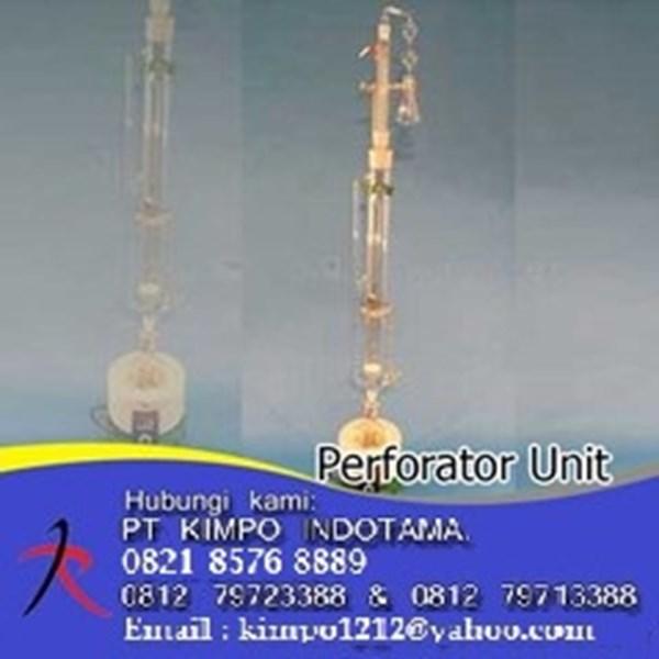 Perforator Unit