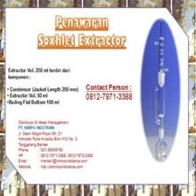 Soxhlet Extraction - Alat Laboratorium Umum