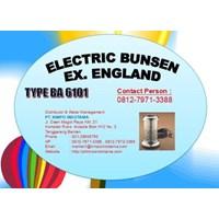 Jual Electric Bunsen Ex. England - Alat Laboratorium Umum 2