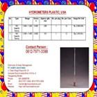Hidrometer Plastik - A 2