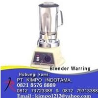 Blender Stainless Warring