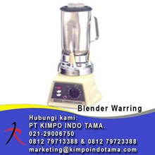 Blender Stainless Warring