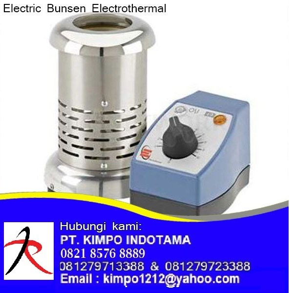 Electric Bunsen Electrothermal