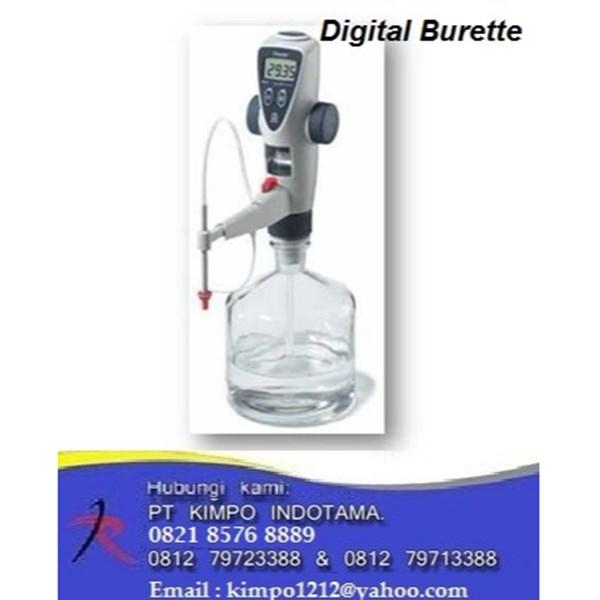 Jual Digital Burette - Alat Laboratorium Umum