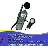 Jual Environmental Meter - Light Meter 1