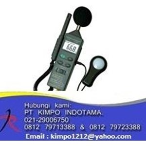 Jual Environmental Meter - Light Meter