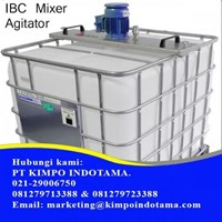Jual Floculant Feeder Unit - Tangki Air