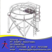 Clarifier Cylinder - Water Treatment Lainnya