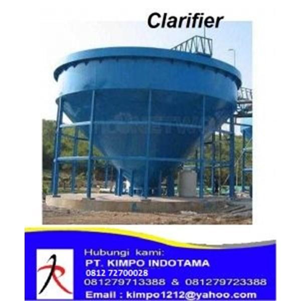 Clarifier Cylinder - Water Treatment Plant