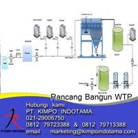 Rancang Bangun IPAL - Water Treatment Lainnya